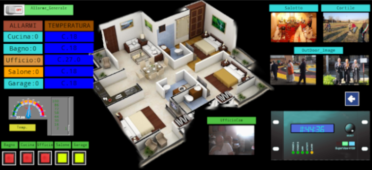 make home automation and domotics demo